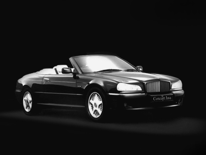 Bentley Java (1994)