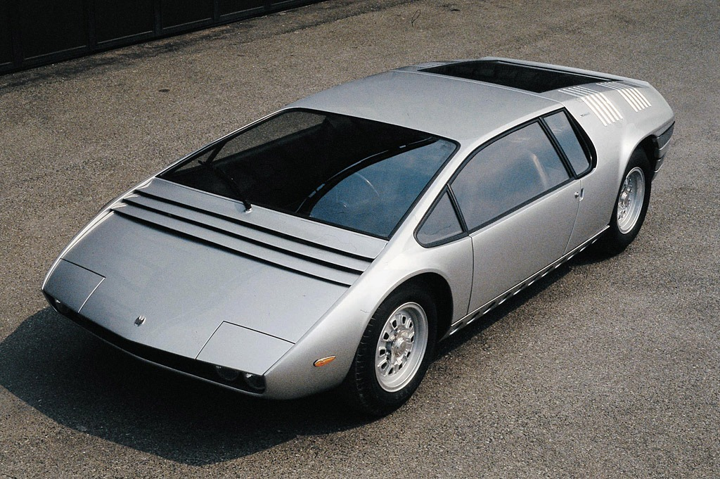 Bizzarrini Manta (1968)