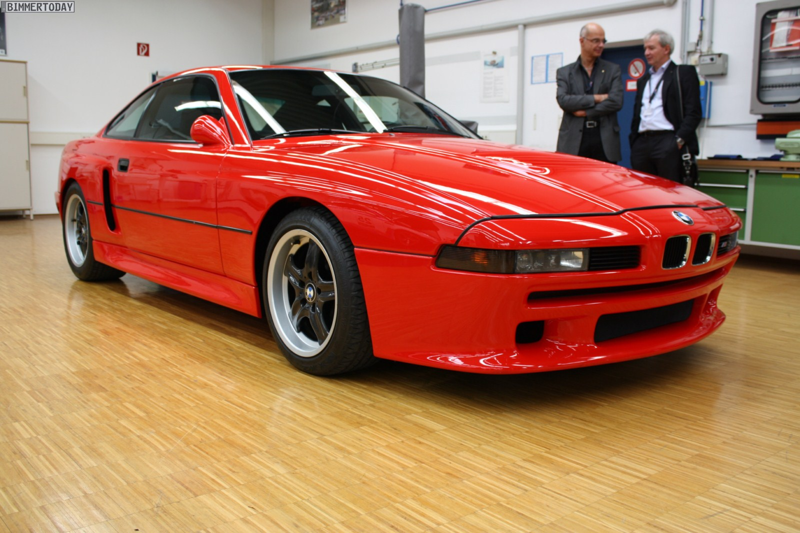Bmw M8 E31 1990 Old Concept Cars