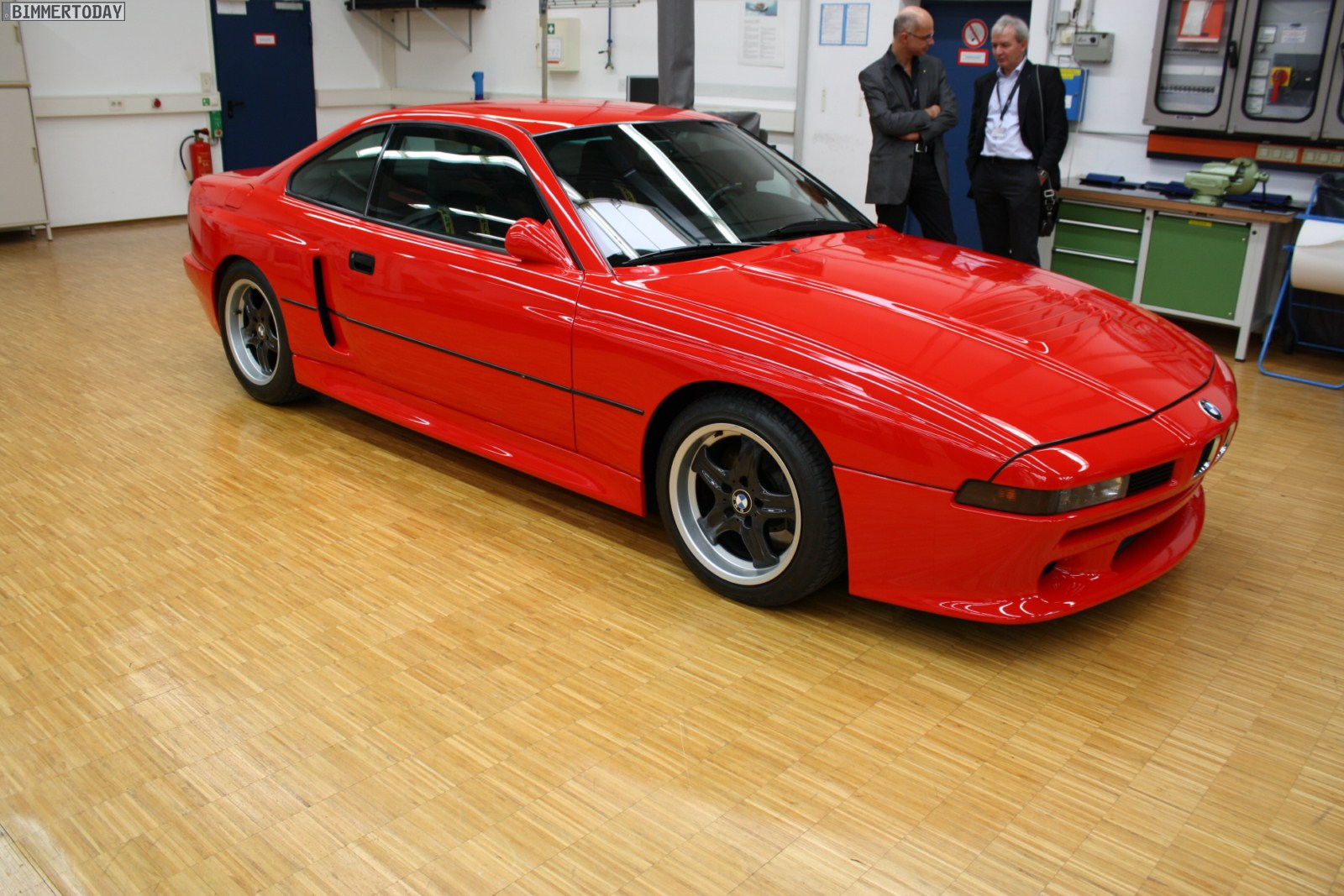Bmw M8 E31 1990 Old Concept Cars