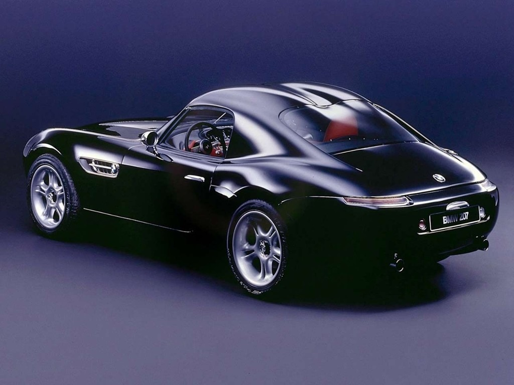 Bmw Z07 1998 Old Concept Cars