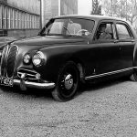 BMW 501 Prototype (1949)