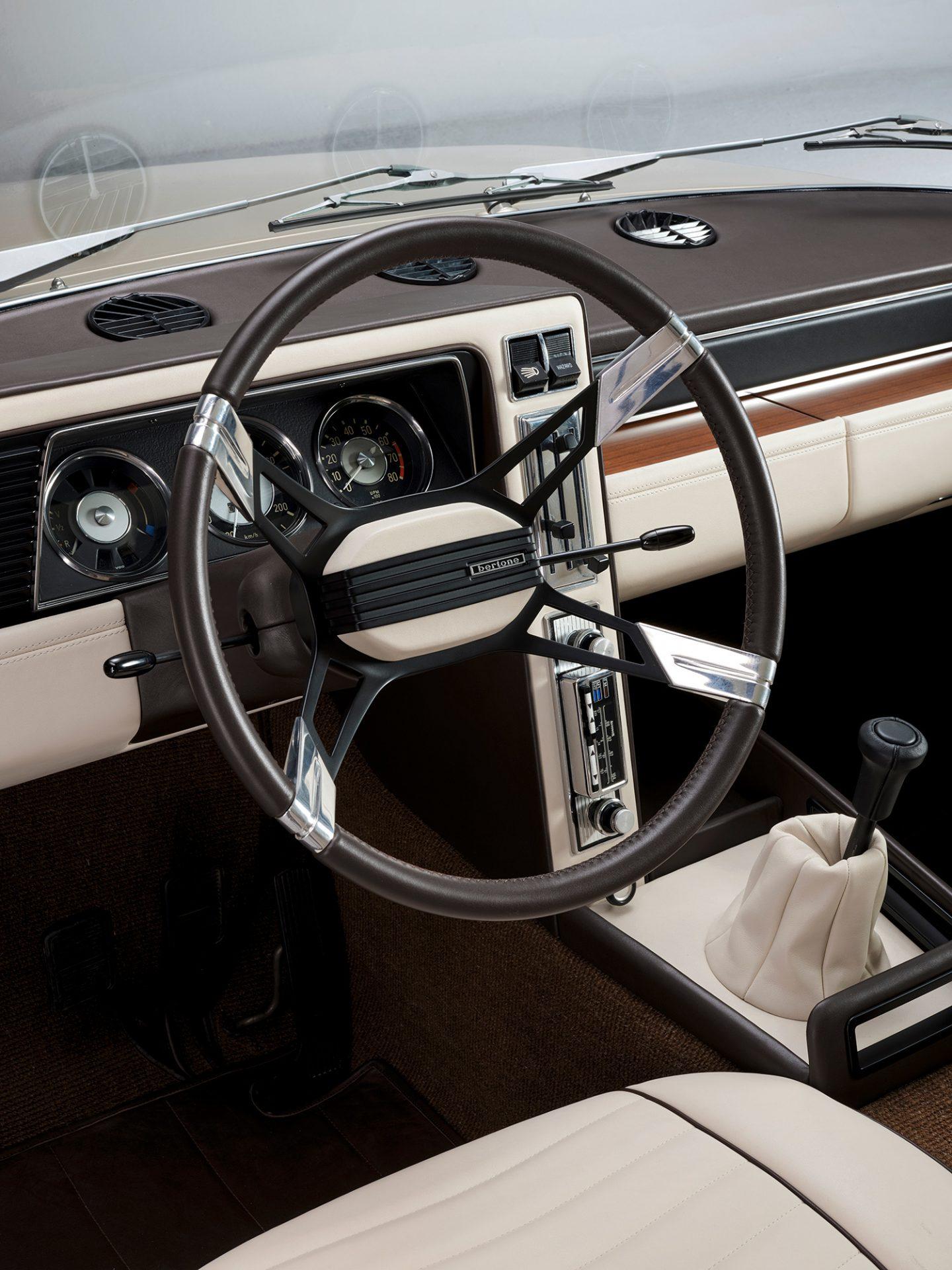 BMW Garmisch (1970/2019) - Old Concept Cars