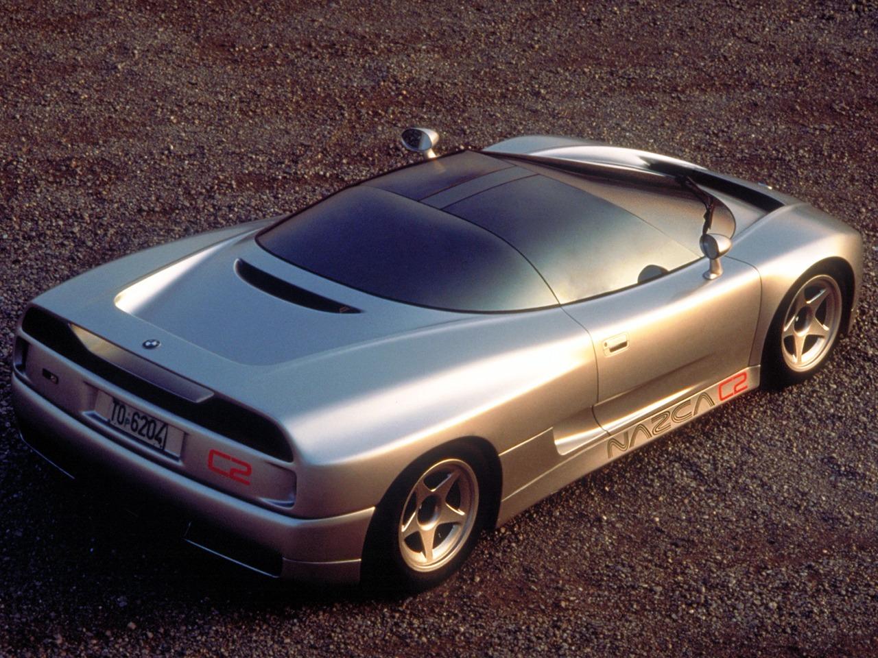 bmw nazca    concept cars