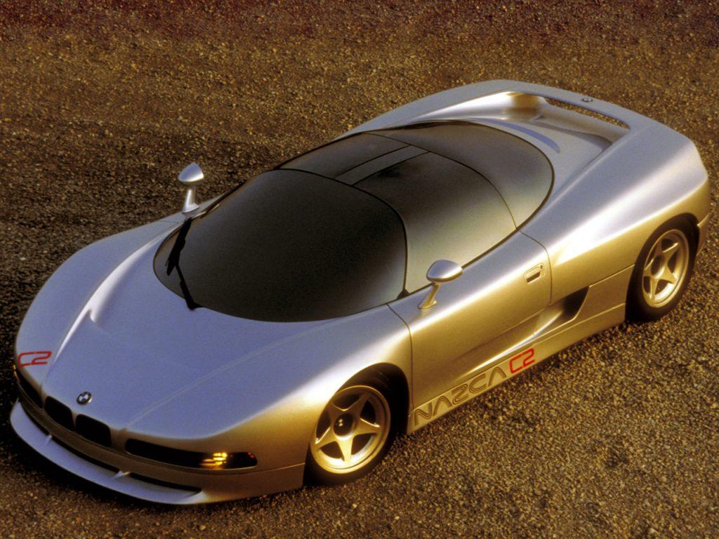 BMW Nazca C2 (1991)