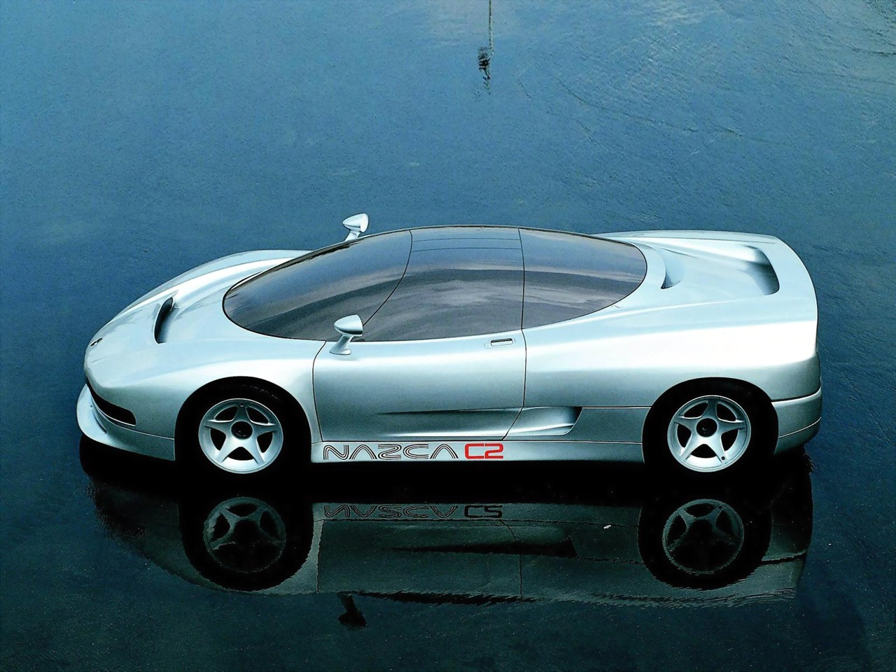 BMW Nazca C2 Italdesign Concept Car
