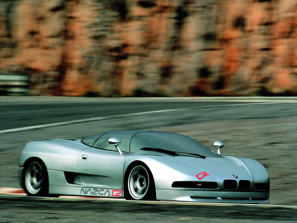 Bmw Nazca C2 1991 Old Concept Cars