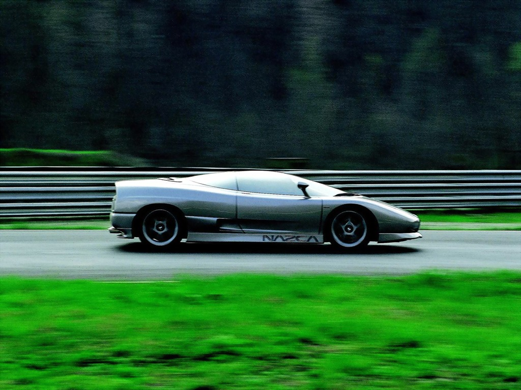 Bmw Nazca M12 1991 Old Concept Cars