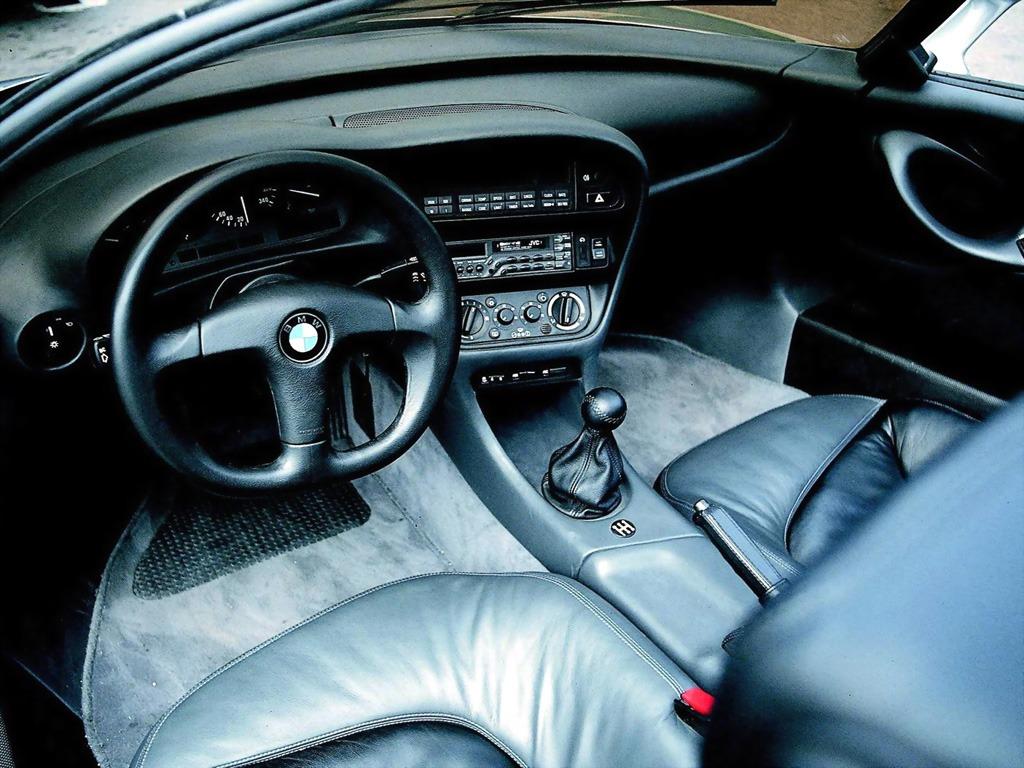 Bmw nazca m12 1991 old concept cars for M concept interior design