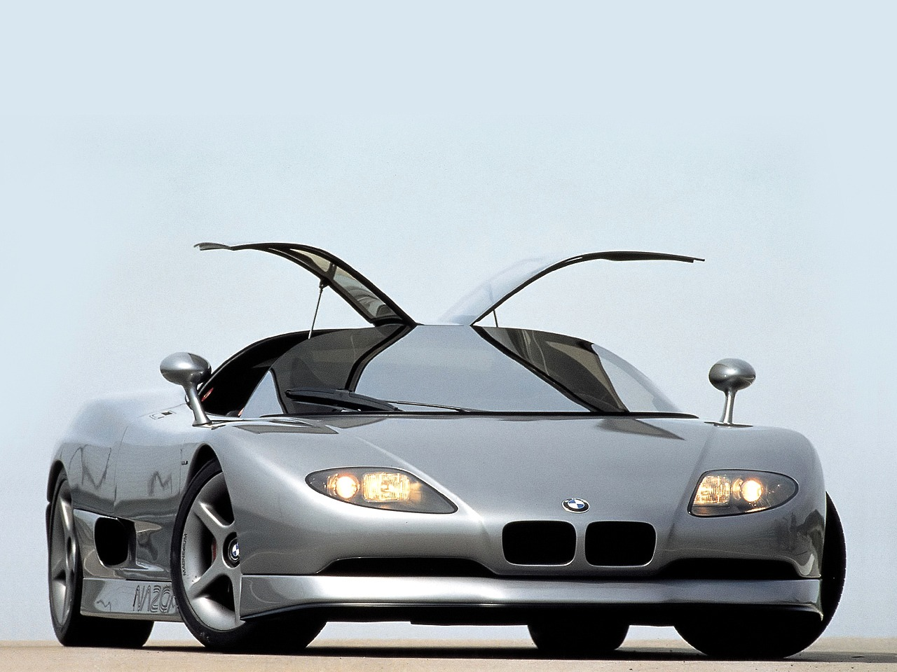 Most Expensive Cars >> BMW Nazca M12 (1991) – Old Concept Cars