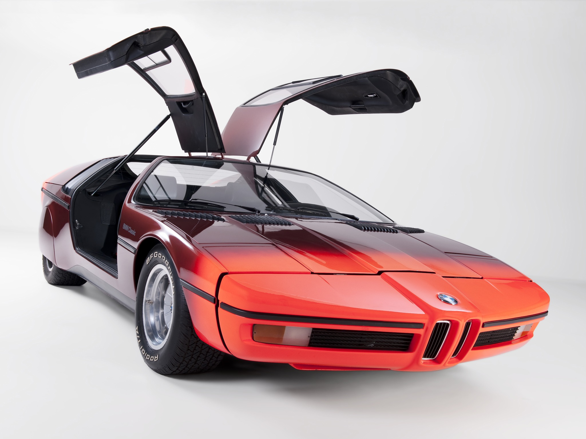 BMW Turbo (1972) – Old Concept Cars