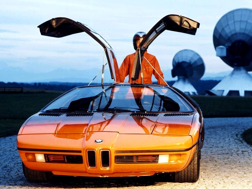 Old Porsche Cars >> BMW Turbo (1972) – Old Concept Cars