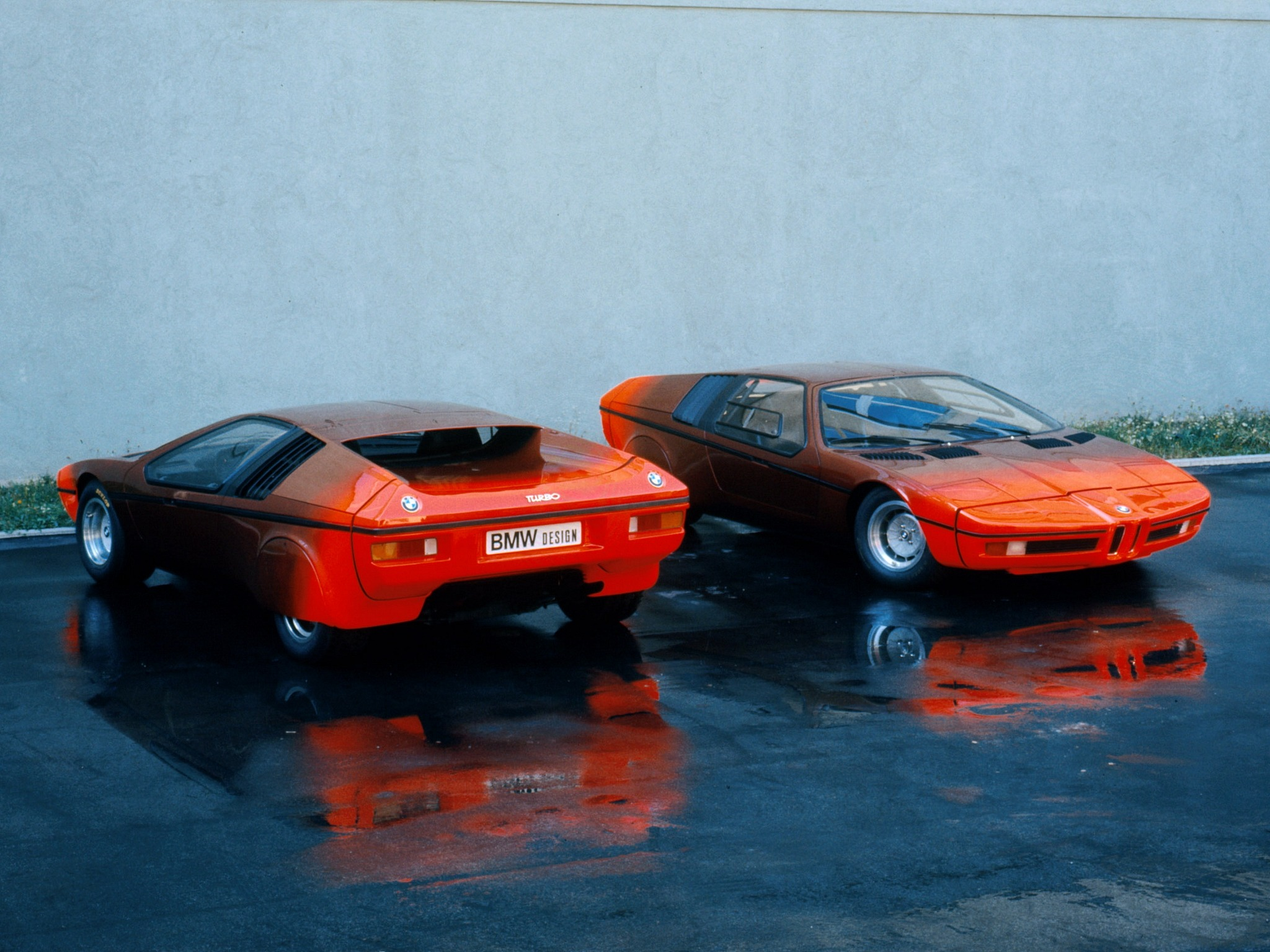 BMW Concept Cars: 1972 BMW Turbo - BMW Discussion - WI BIMMERS ...