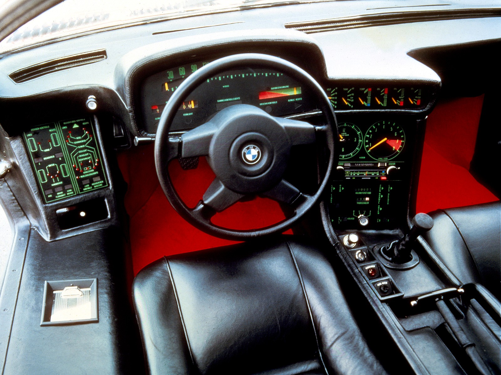 Bmw Turbo 1972 Old Concept Cars