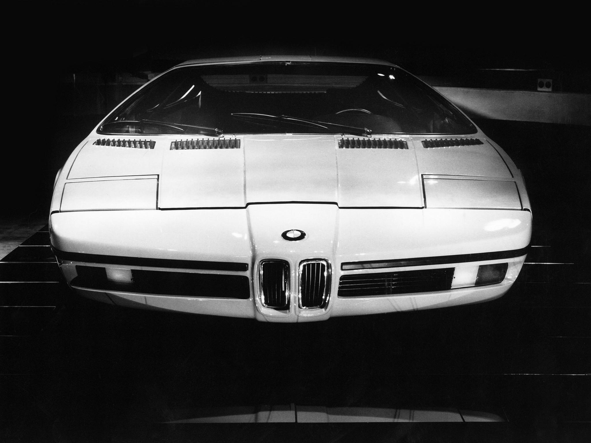 bmw turbo   concept cars