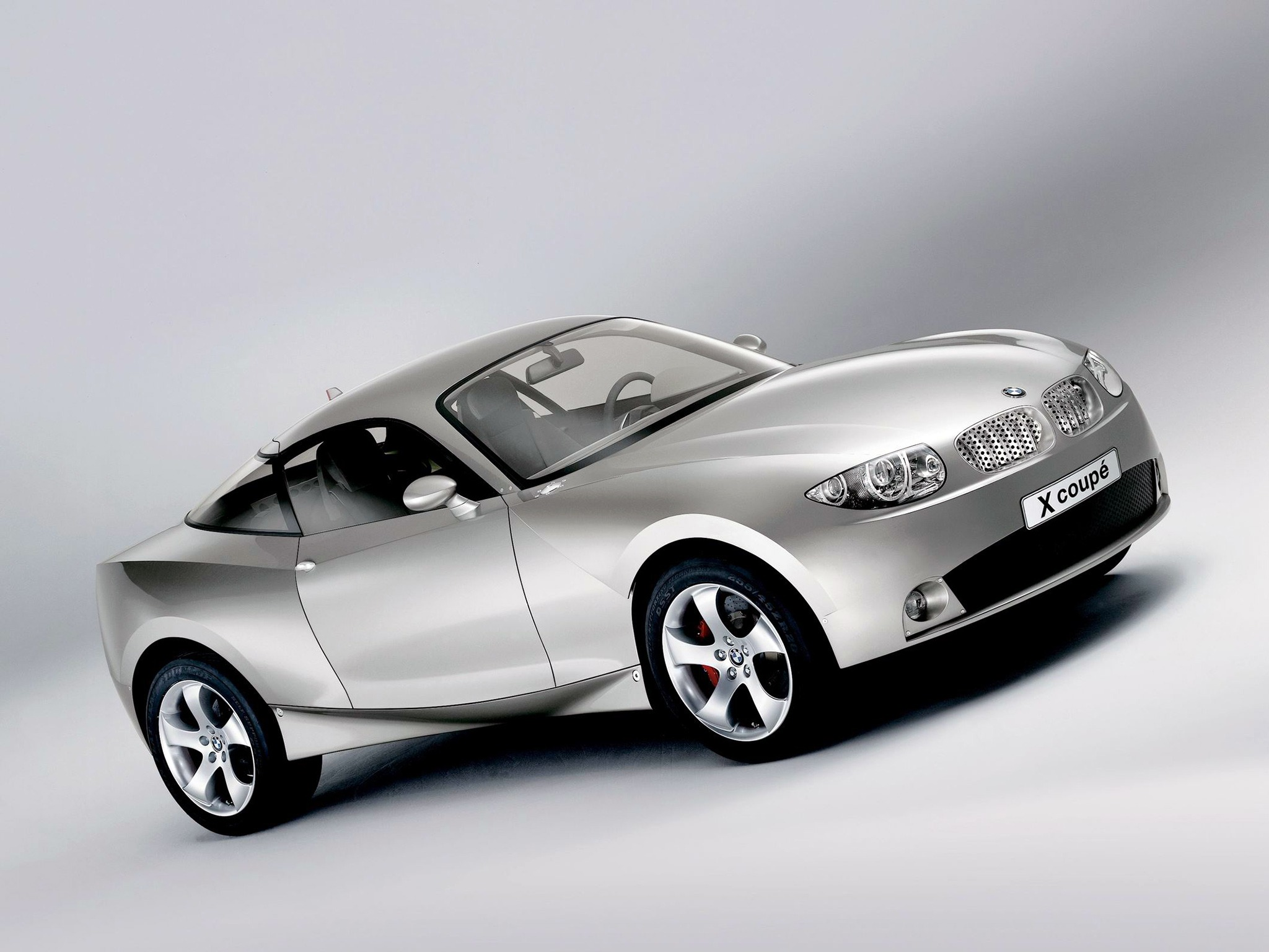 Bmw X Coupe 2001 Old Concept Cars