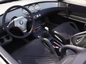 bmw z18 concept 2 300x225 BMW Z18 (1995)