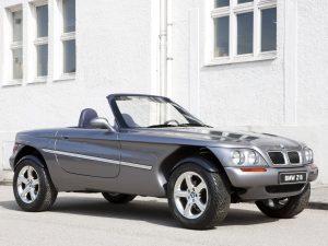 bmw z18 concept 9 300x225 BMW Z18 (1995)
