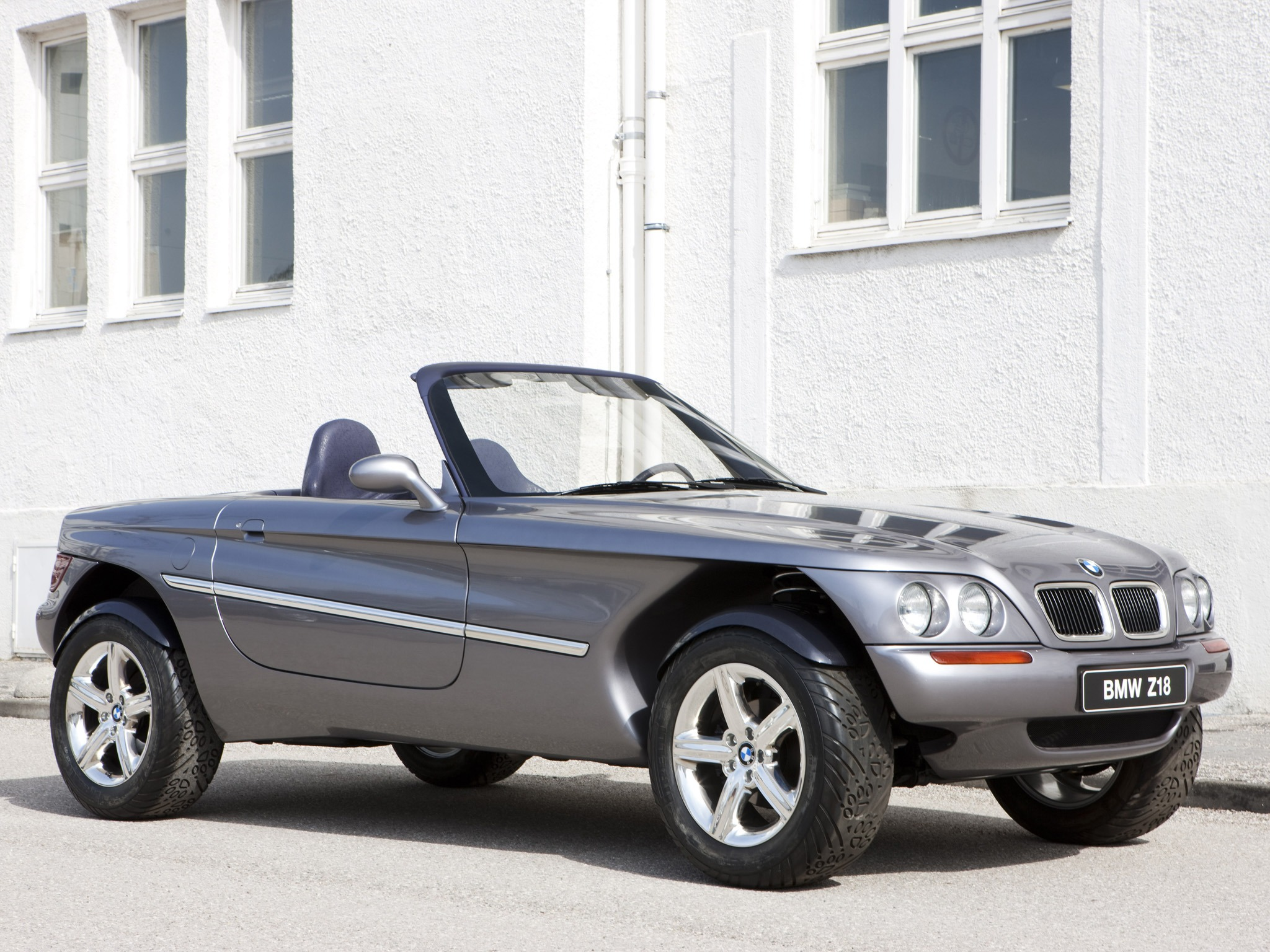 BMW Z18 (1995) – Old Concept Cars