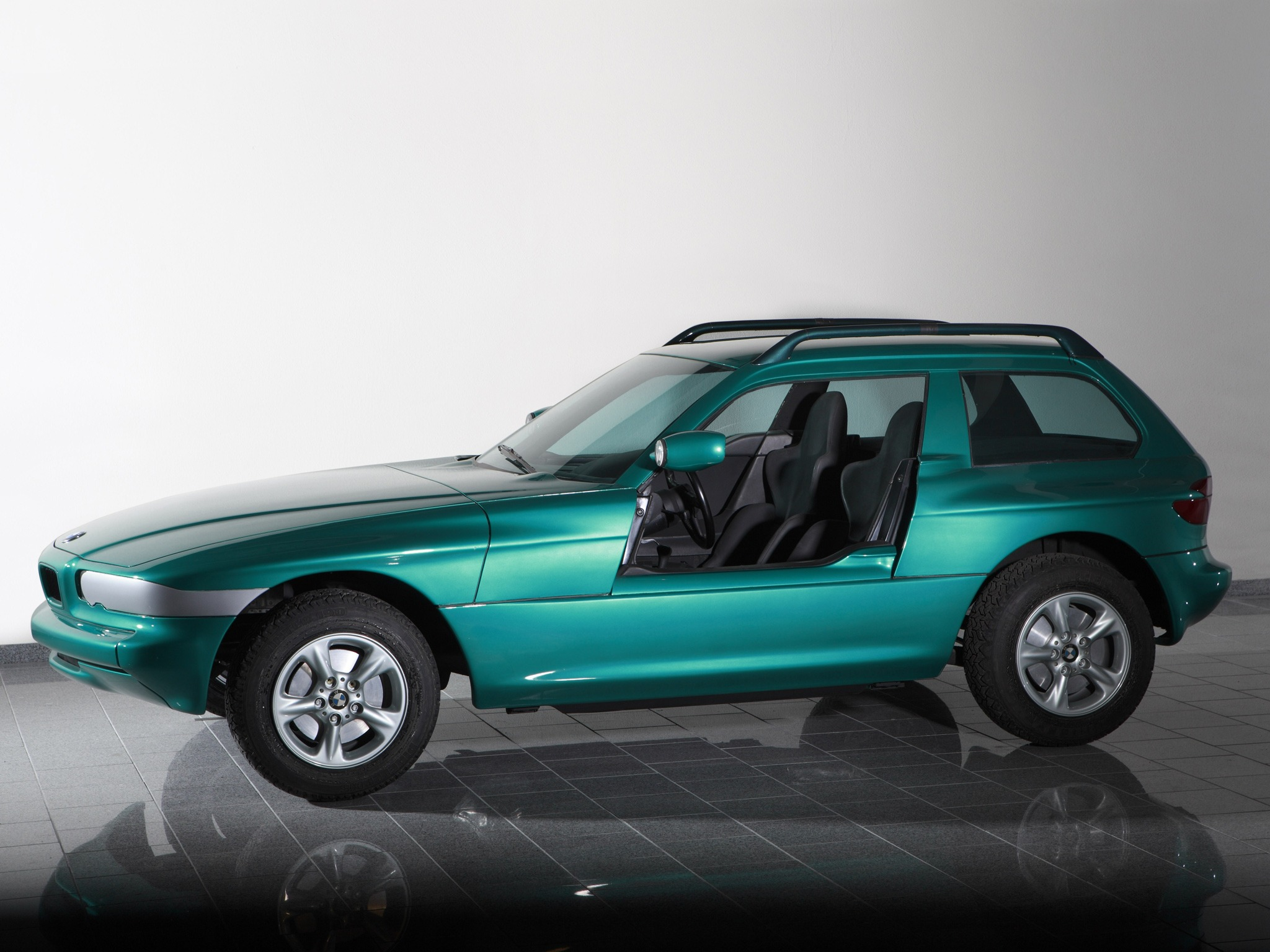 Bmw Z1 Coupe 1991 Old Concept Cars