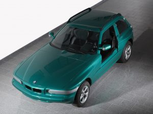 bmw z1 break concept 9 300x225 BMW Z1 Coupe (1991)