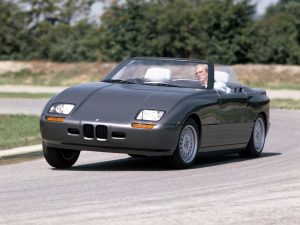 bmw z1 prototype 1 300x225 BMW Z1 Prototype (1985)