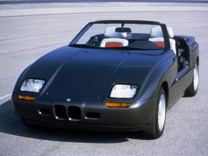 bmw z1 prototype 2 300x225 BMW Z1 Prototype (1985)