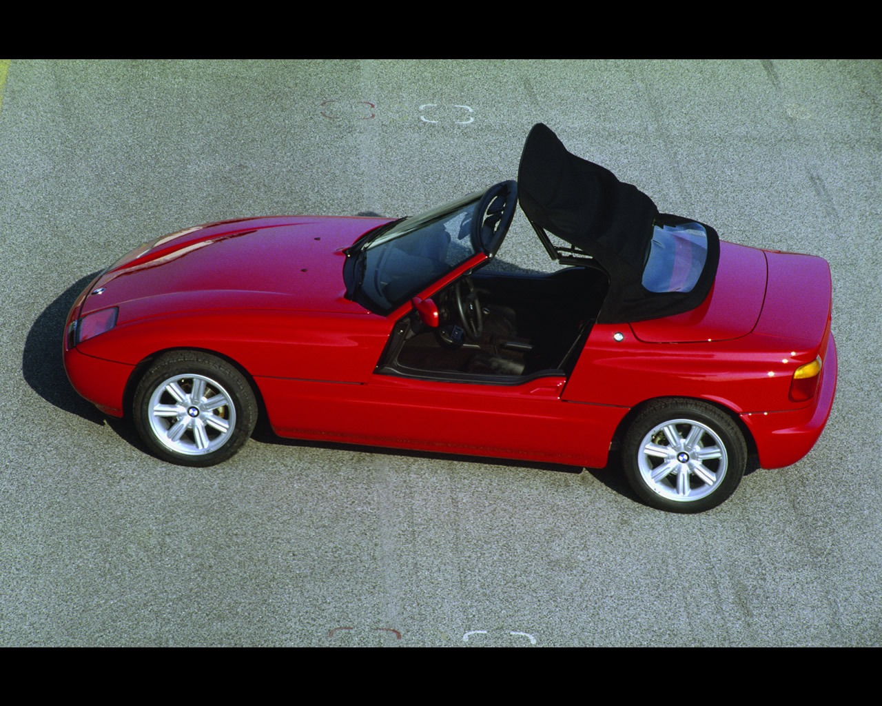 Bmw Z1 Prototype 1985 Old Concept Cars