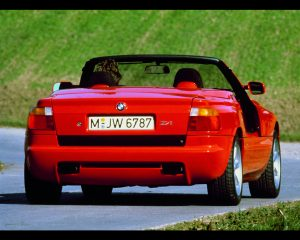 bmw z1 prototype 5 300x240 BMW Z1 Prototype (1985)