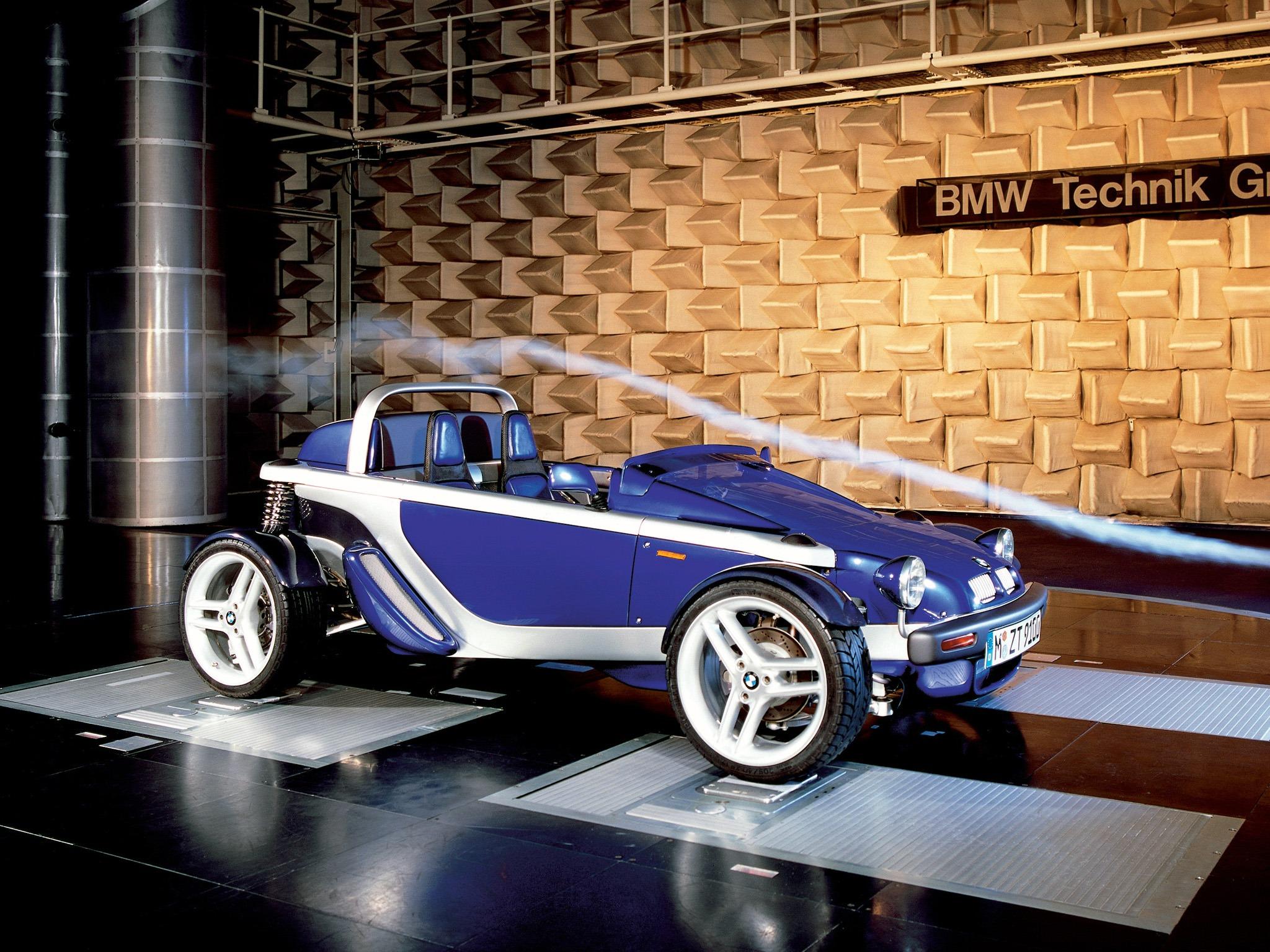 """BMW Z21 """"Just 4/2"""" (1995)"""