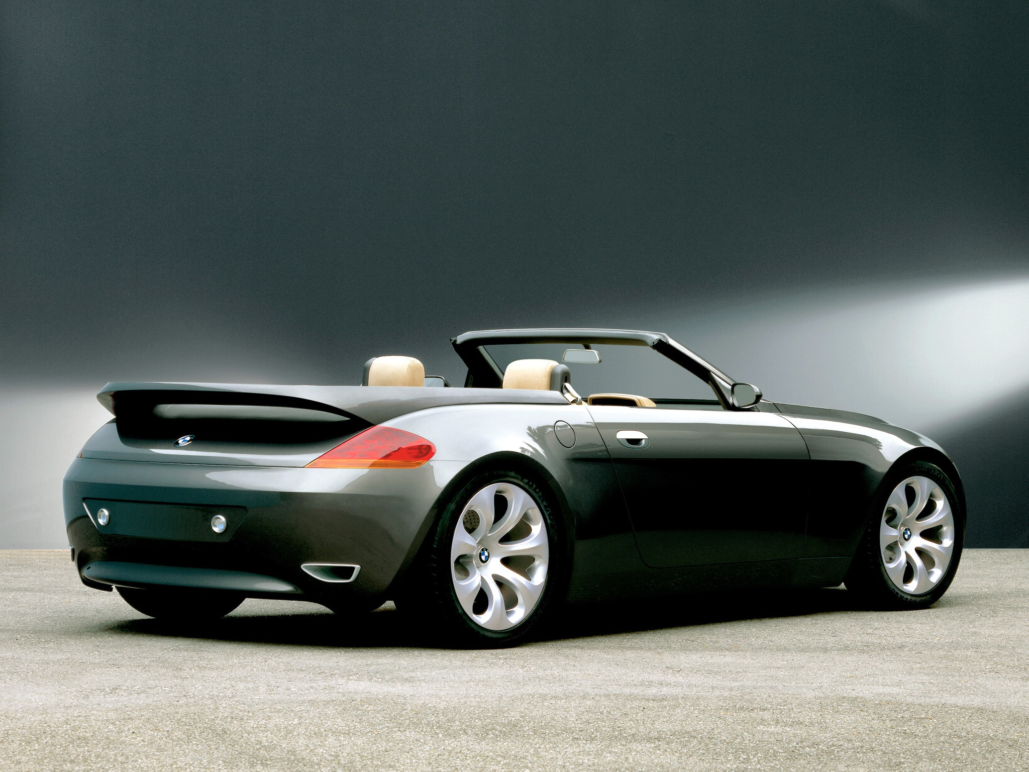 Bmw Z9 Convertible 2000 Old Concept Cars