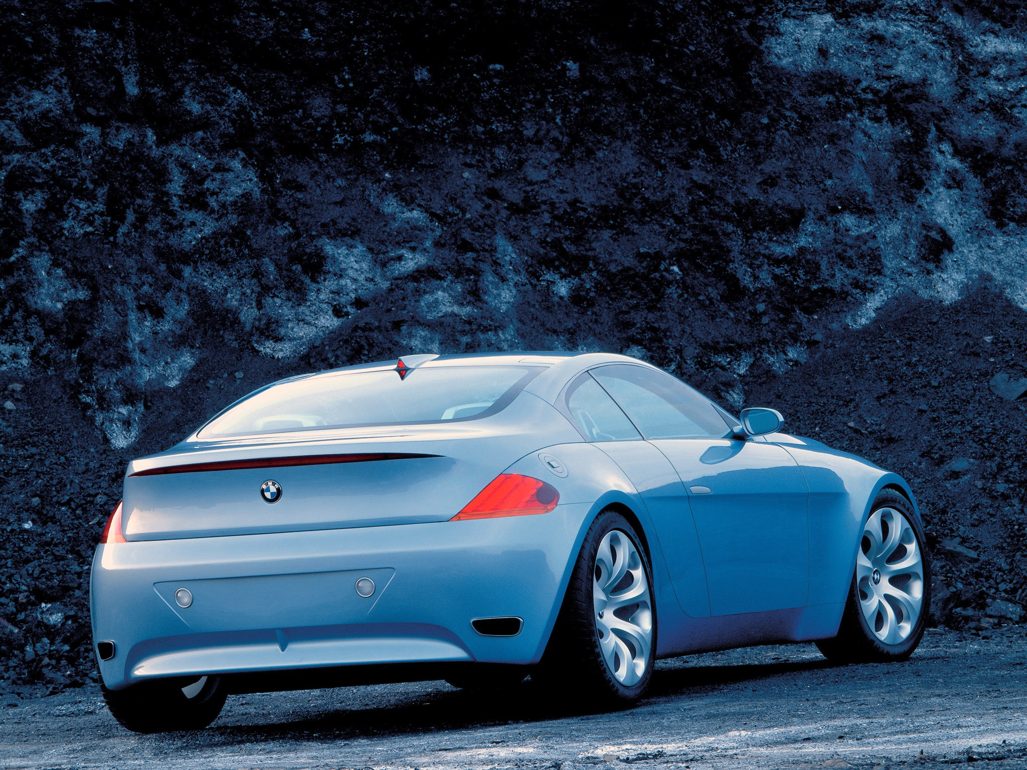 Bmw Z9 1999 Old Concept Cars
