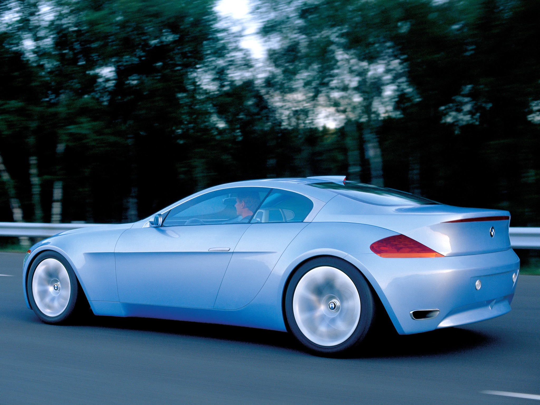 BMW Z9 (1999) – Old Concept Cars