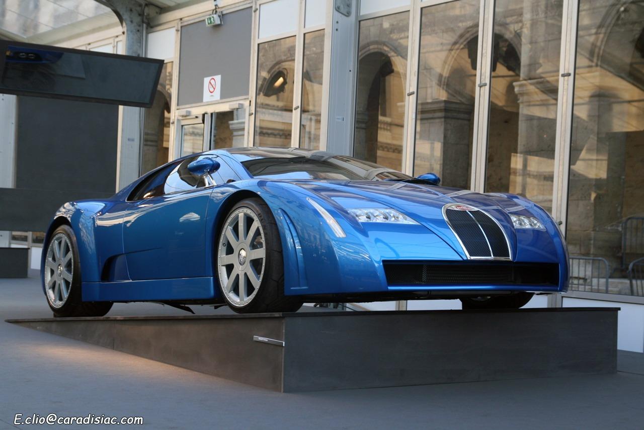 bugatti eb 18 3 chiron 1999 old concept cars. Black Bedroom Furniture Sets. Home Design Ideas