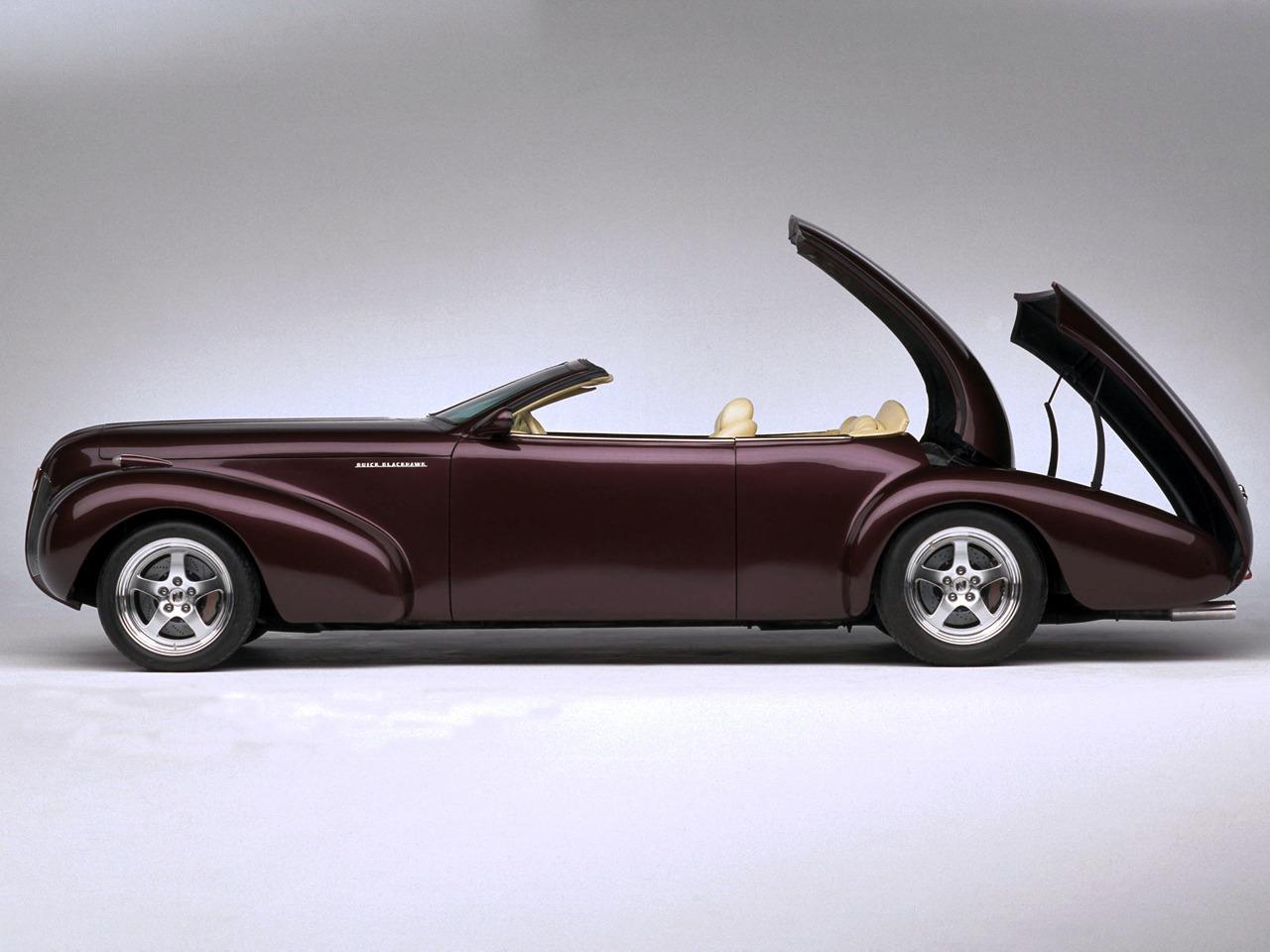 Buick Blackhawk 2000 Old Concept Cars