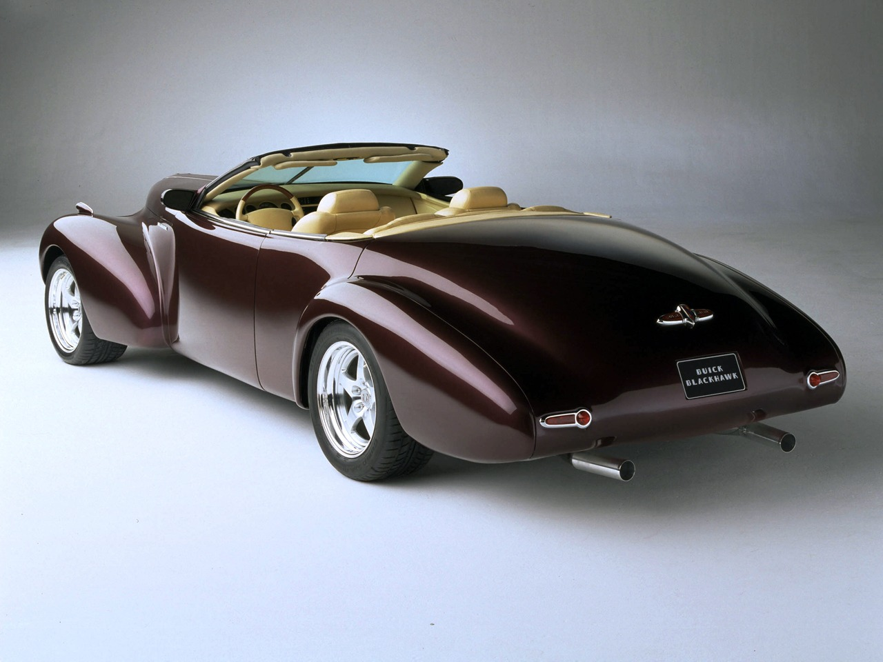 Buick Blackhawk 2000 Old Concept Cars