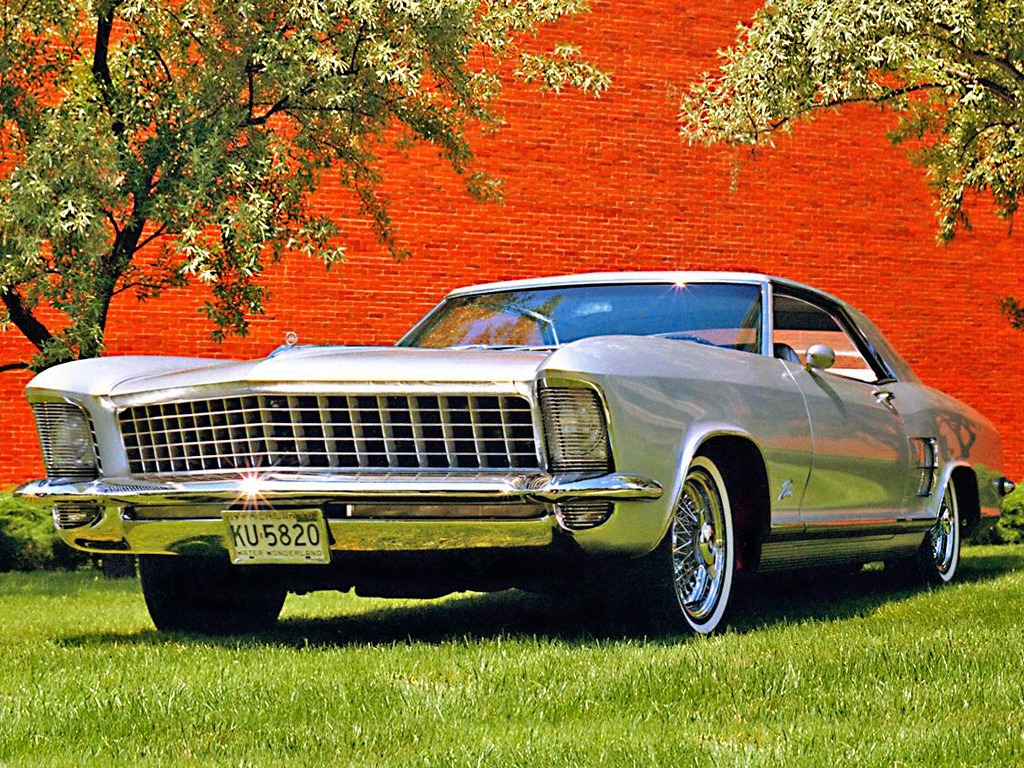 Buick Riviera Silver Arrow I 1963 Old Concept Cars