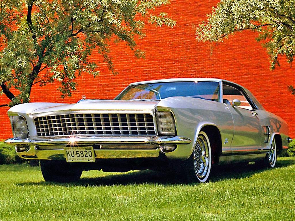 Buick Riviera Silver Arrow I (1963)