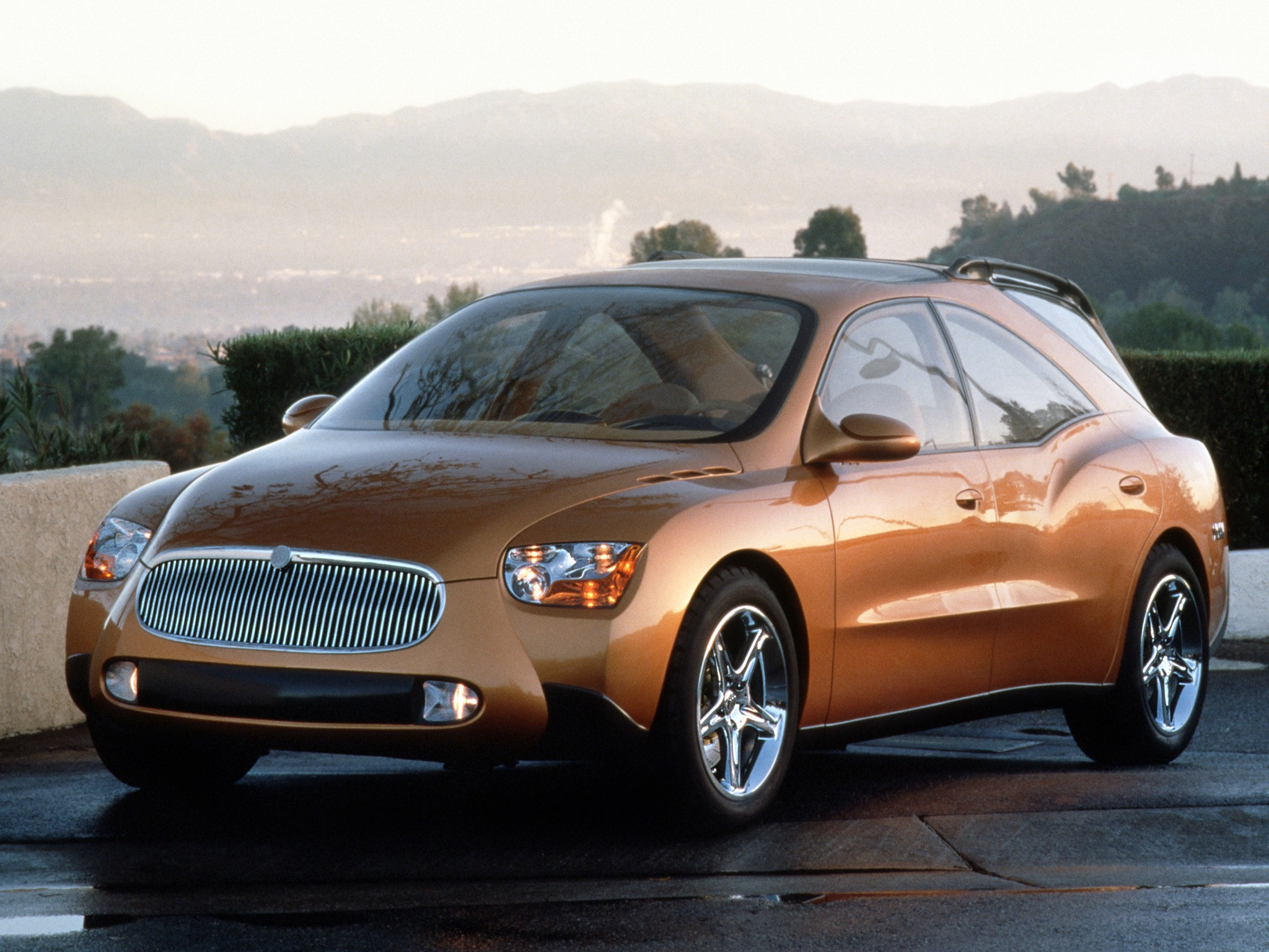 Category Buick >> Buick Signia 1998 Old Concept Cars