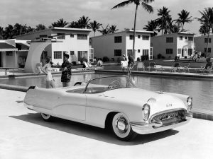 1953 Buick  Wildcat I Motorama Dream Car