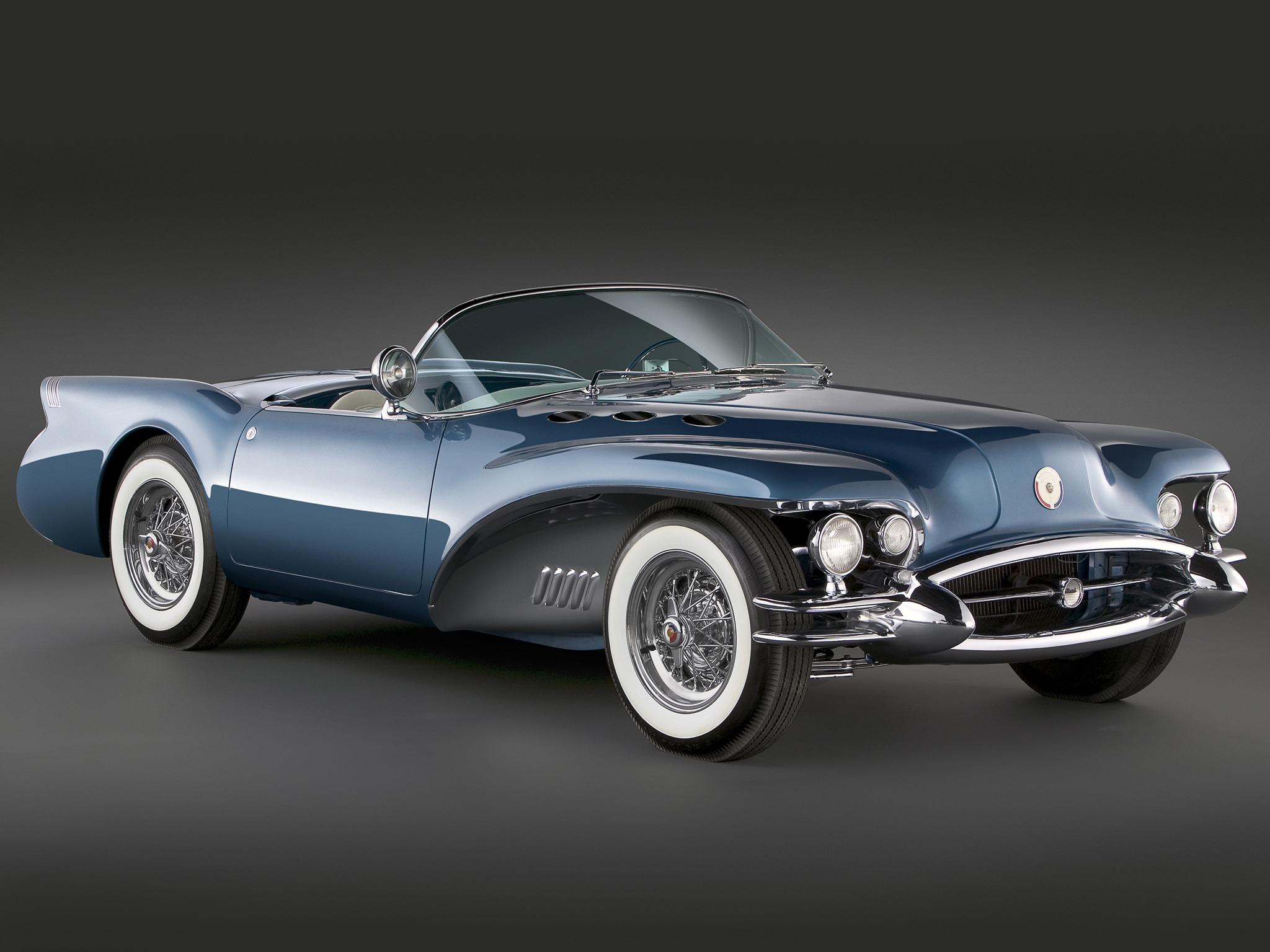 Buick_wildcat_ii_concept_car_1 Buick_wildcat_ii_concept_car_2 1954 Buick  Wildcat II Motorama Dream Car Buick_wildcat_ii_concept_car_4 ...