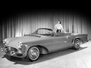 buick wildcat iii concept car 2 300x225 Buick WildCat II (1955)