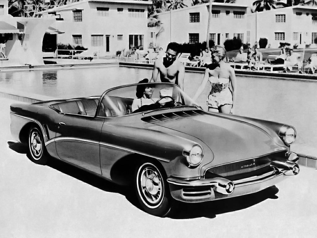 Buick WildCat II (1955)