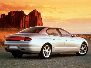 Concept Car Buick XP2000   (2000)