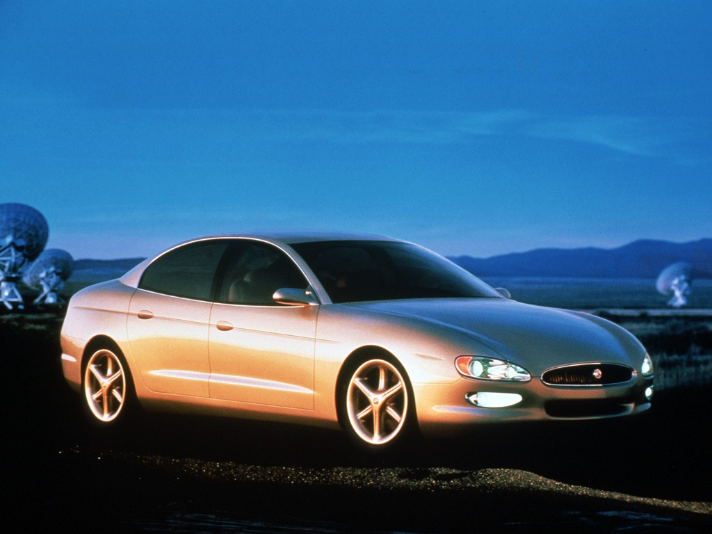 Buick XP2000 (1995) - Old Concept Cars