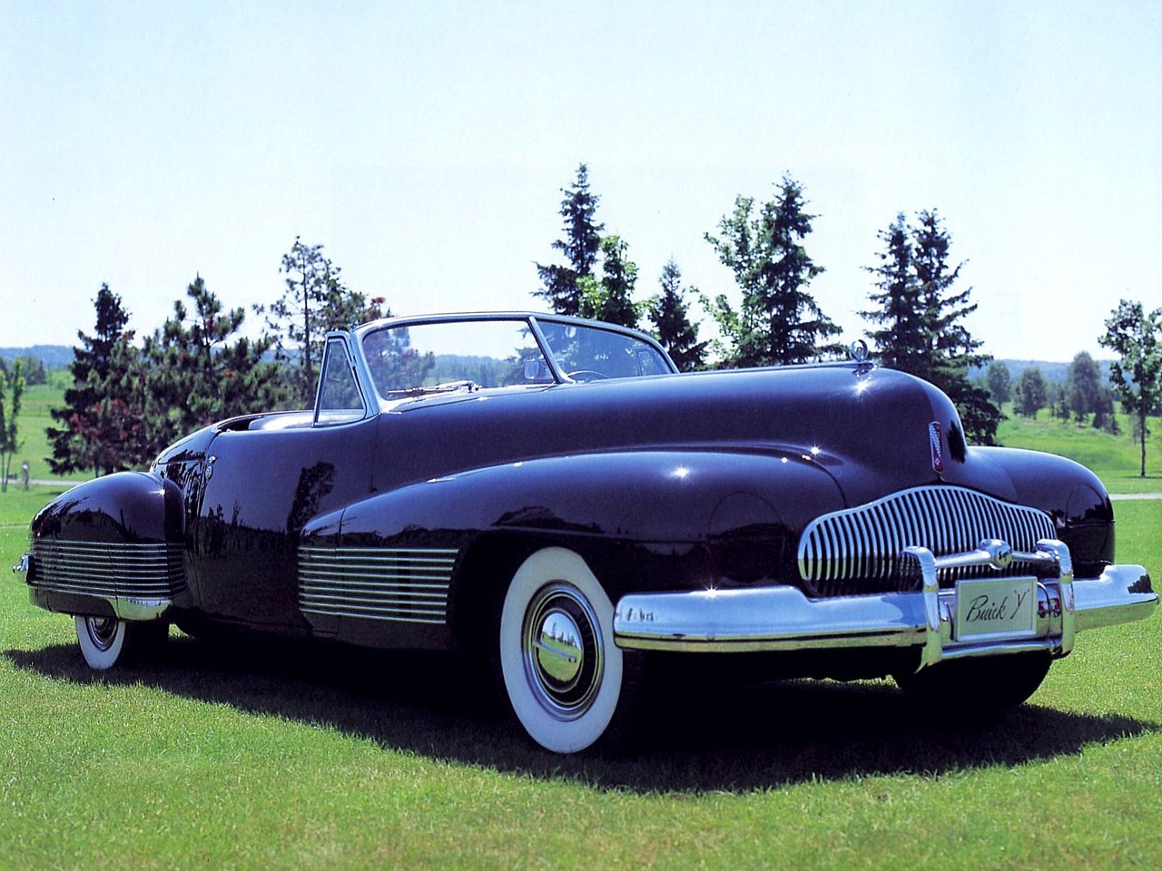 Buick Y-Job Concept Car (1938) – Old Concept Cars