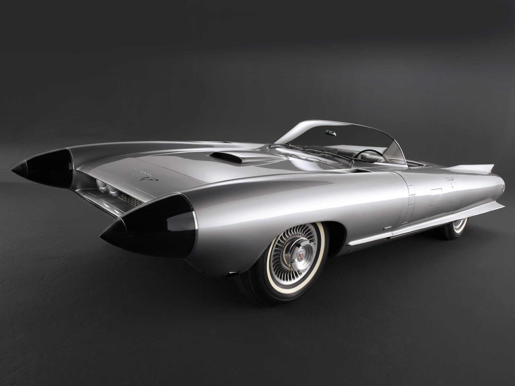 Cadillac Dealer Near Me >> Cadillac Cyclone (1959) - Old Concept Cars