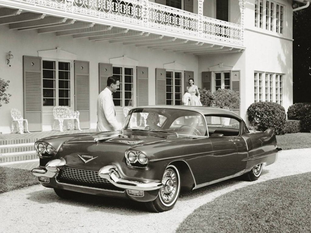 Cadillac Eldorado Brougham Dream Car (1955)