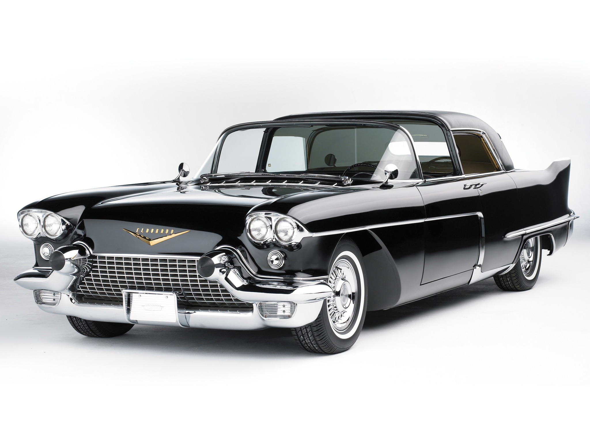 Cadillac Eldorado Brougham Town Car 1956 Old Concept Cars