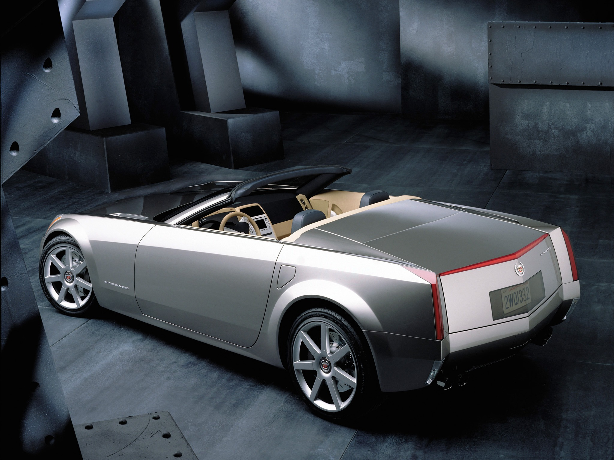 Cadillac Evoq 1999 Old Concept Cars